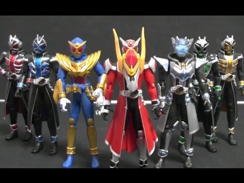 đồ chơi siêu nhân Kamen Rider Wizard 가면라이더  위자드 피규어 장난감