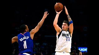Luka Doncic's Step-Back is UNSTOPPABLE | Every Signature Shot for Mavs Rookie
