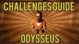 Black Ops 2: Odysseus Challenges Guide
