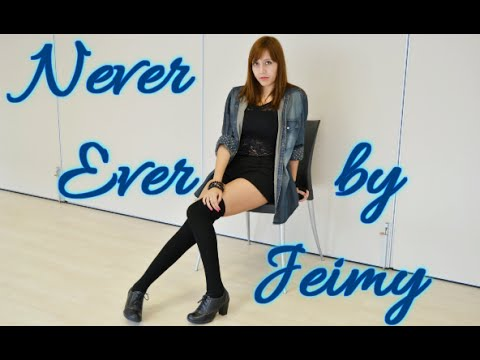 Jiyeon - Never Ever [1Min 1Sec](Dance by Jeimy)