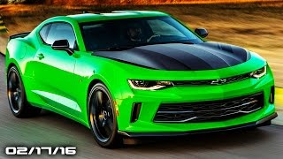 New Camaro 1LE Faster Than Mustang GT350, Lexus LC500h, Luxury Cadillac Escalade - Fast Lane Daily