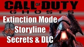 Call Of Duty Ghosts Extinction Storyline SECRETS Explained