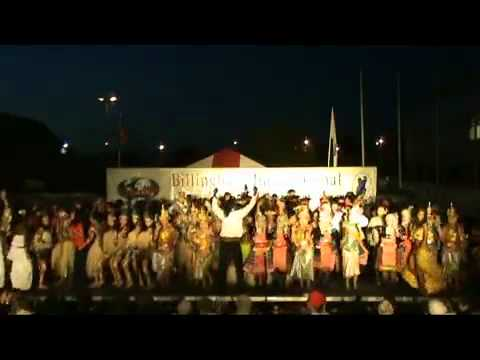 Polynesian Booty Dance vs Carribean Booty Dance