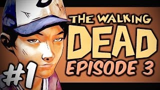 WELCOME BACK TO THE GANG! The Walking Dead Season Two