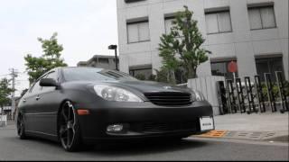 Toyota Windom(Lexus ES) Hydraulics suspension kit - Produce by SKIPPER