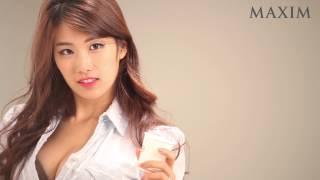 สาว MAXIM KOREA ประจำเดือน มกราคม 2014 นี่แร่ะตัวแม่เลย