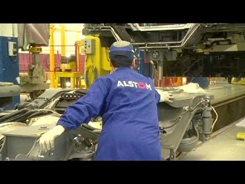 Takeover target Alstom's profit drops, potential suitor Siemens also weak - economy