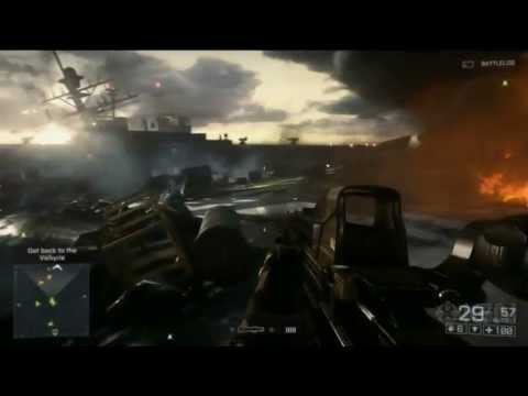 Battlefield 4 Microsoft Press Conference Gameplay Demo - E3 2013