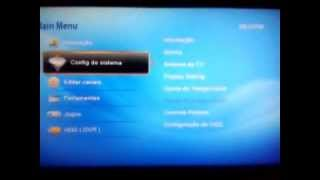 Showbox Net HD Busca De Canais E Configuração De CS