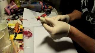 How To Coat A Lure With Shell Veneer