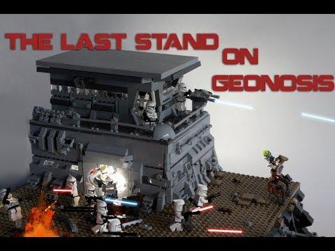 Hình ảnh trong video LEGO Star Wars: Republic base on Coruscant MOC