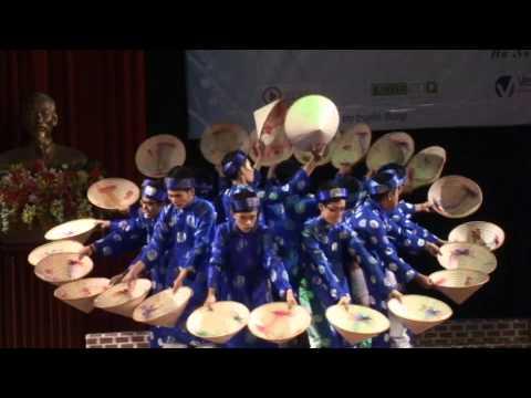 [BSA] -  Múa Nón -  Việt Nam Quê Hương Tôi -  LCH_Bách Khoa