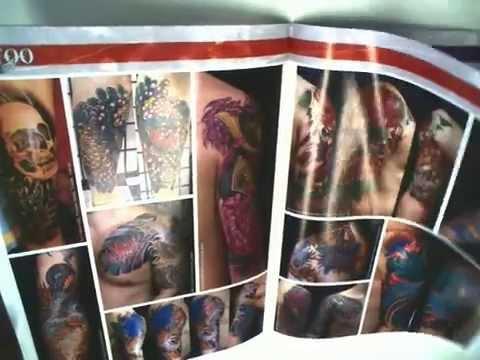 TATTOO COLLECTION 44 2011 - HD - Zeitschrift | Tattoo | Foto | Motive
