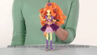 My Little Pony Equestria Girls: Cantante Adagio Dazzle De