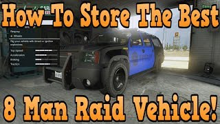 """GTA 5 Online"" How To Mod/Save The Best Police Raid"