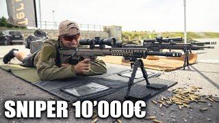SNIPER 60€ VS SNIPER 10'000€