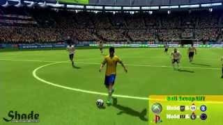 2014 FIFA World Cup Brazil All Skills Tutorial Xbox