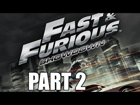 Fast & Furious: Showdown - Gameplay Walkthrough - Part 2