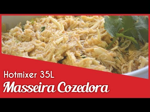 BRALYX | Masseiras cozedoras - Hotmixer 35