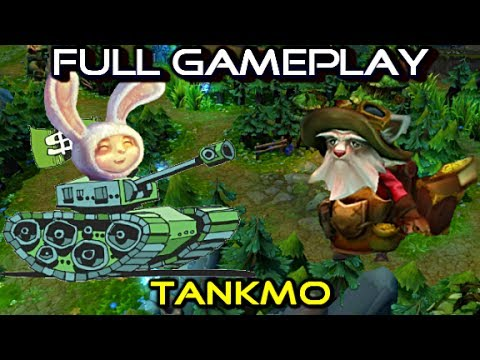 Tankmo Top - League of Legends Full Gameplay Commentary