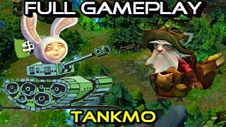 Tankmo Top League Of Legends Full Gameplay Commentary