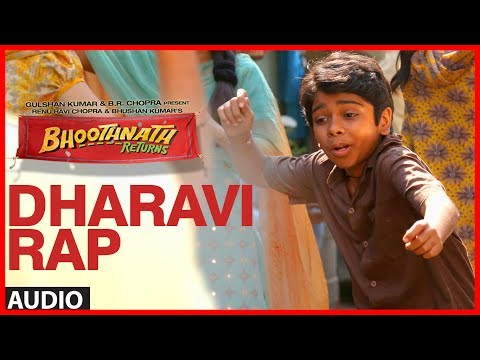 DHARAVI RAP FULL SONG (audio) | BHOOTHNATH RETURNS | PARTH BHALERAO,  AMITABH BACHCHAN