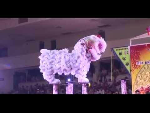 múa lân mai hoa thung hay nhất thế giới