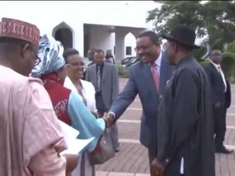 Ethiopian Prime Minister Visit to Nigeria