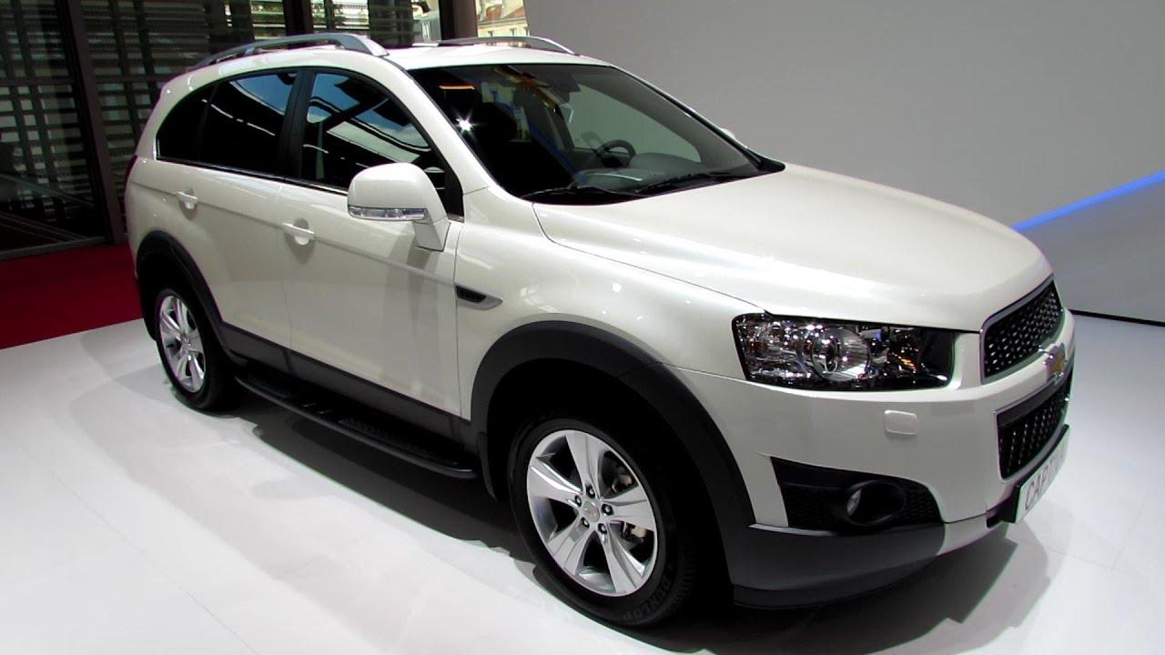 2013 Chevrolet Captiva Lt Diesel Exterior And Interior