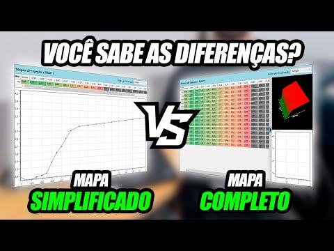 Descomplicando o MAPA COMPLETO! Injeção Programável INJEPRO