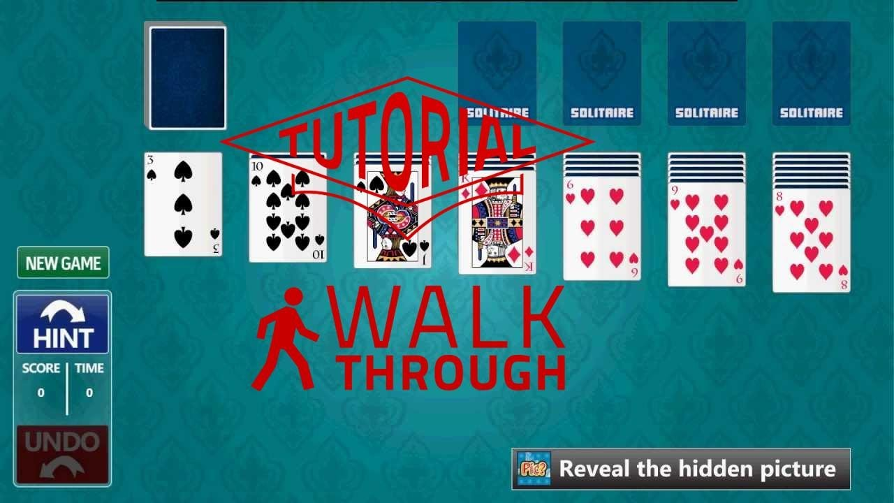 solitaire free games no downloading classic