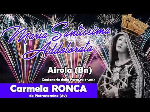 AIROLA (Bn) - Maria Ss Addolorata 2017 - Carmela RONCA