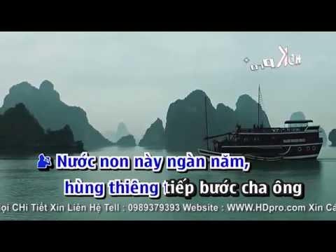 [Karaoke] Rạng Rỡ Việt Nam - Tốp Ca Full Beat