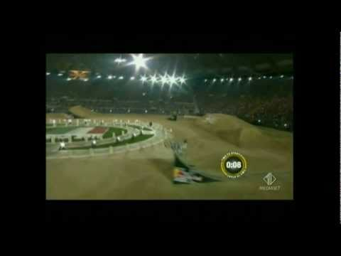 Red bull X-fighters Roma 2011 (parte 1)