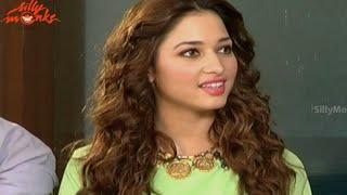 Tamannaah Bhatia Sings Pacha Bottesina Song