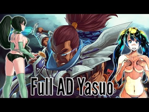 The Adventures of Full AD: Yasuo