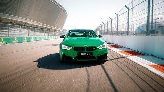 Гонки на BMW M2 vs BMW M4 / Как правильно валить на треке! . Илья Стрекаловский