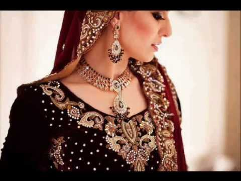 latest pakistani bridal dresses 2013