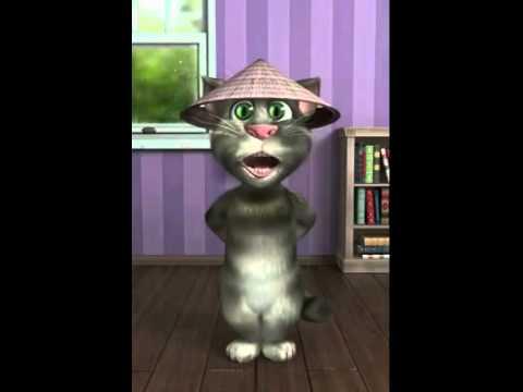 Mèo Talking Tom hát cải lương(cười đau bụng)
