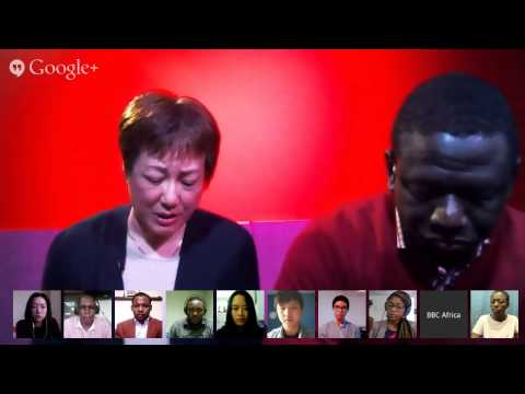 BBC Africa/Chinese Freedom Discussion