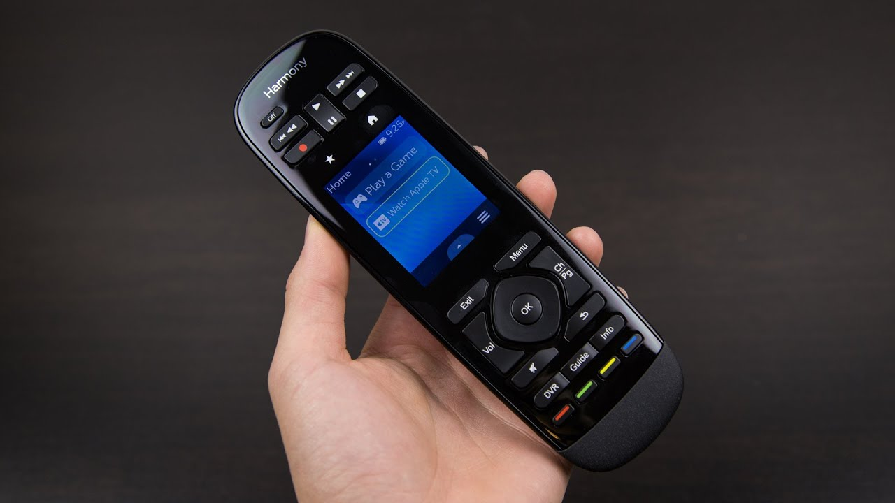 logitech harmony ultimate remote review youtube. Black Bedroom Furniture Sets. Home Design Ideas