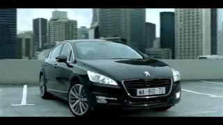 Peugeot 508 TV Advert