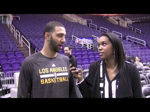 LA Lakers - Kendall Marshall