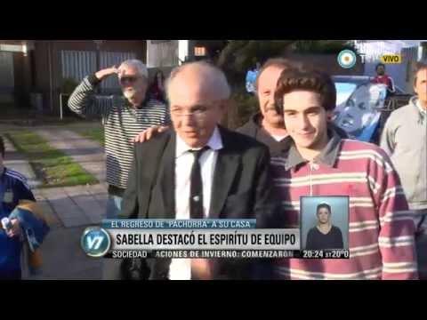 Visión 7 - El regreso de Sabella a su hogar