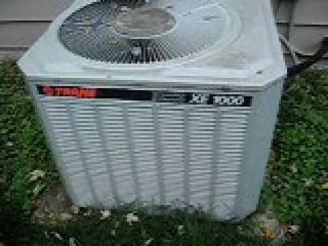 Air Conditioners Trane Air Conditioners Xe1000