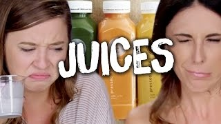 11 Healthy AF Juices (Cheat Day)