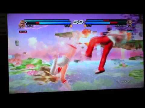 Tekken Tag 2   Arsalan vs AbdulRahman Heera   Samanabad Tournament   8 Nov 2013