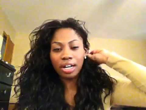 How to make sew in weave look natural