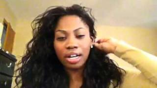 Sew in Weave with No Hair Out
