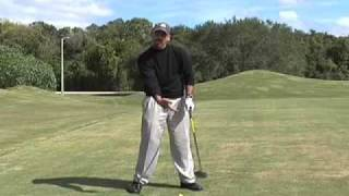 Quick Golf Lesson More Distance Golf Swing